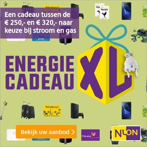 Nuon Energiecadeau XL